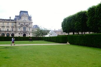 Tuileries park